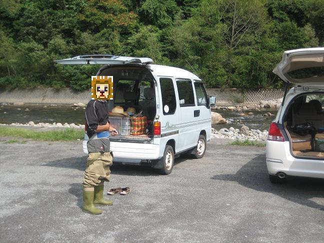 2011  9月11・12山形大井沢・朝日川 003