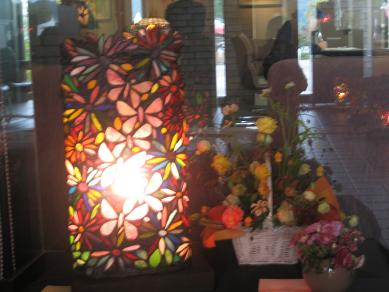 2011  10月8日 絵とランプで満ちる天地展・川越ドッグラン 007