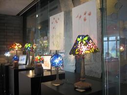 2011  10月8日 絵とランプで満ちる天地展・川越ドッグラン 008
