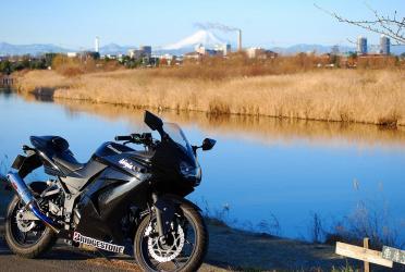 富士山とにんじゃ2