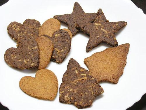 大豆のハードクッキー