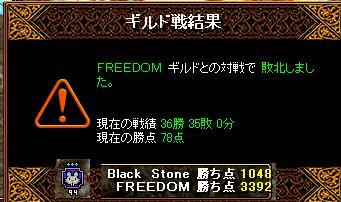 12月5日黒石GV結果
