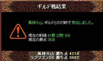 2011.1.5ワゴンGV結果