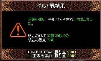 2011,1,9黒石結果
