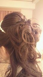 卒業式髪型(横)