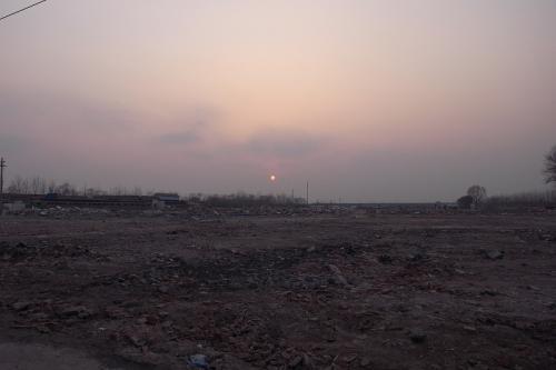 夕日20100205