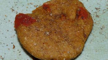 完熟渋柿のクッキー
