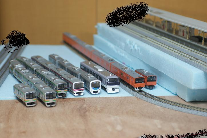 201系中央線廃車回送 009