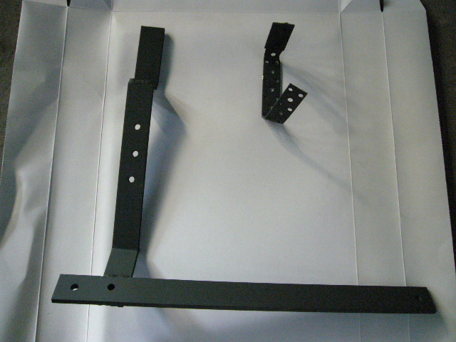 パッソ手動運転装置 ハンドコントロール1-2