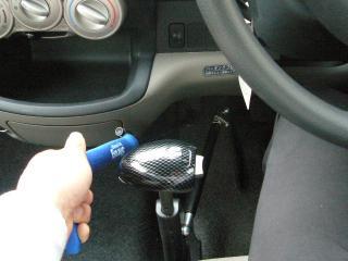 パッソ手動運転装置 ハンドコントロール2-4