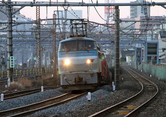 EF66-101 4083レ