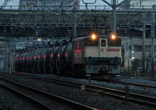 EF65-1078 8684レ