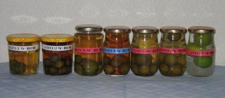 梅酒コレクション 2007