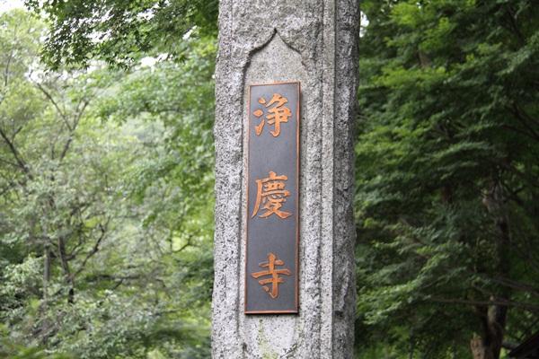 紫陽花寺 1