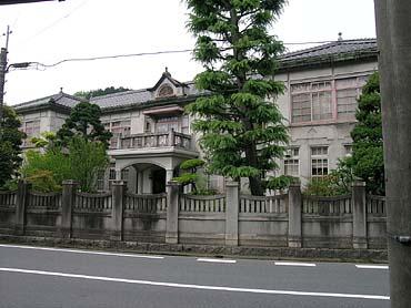 K155-2和田山町の上垣医院