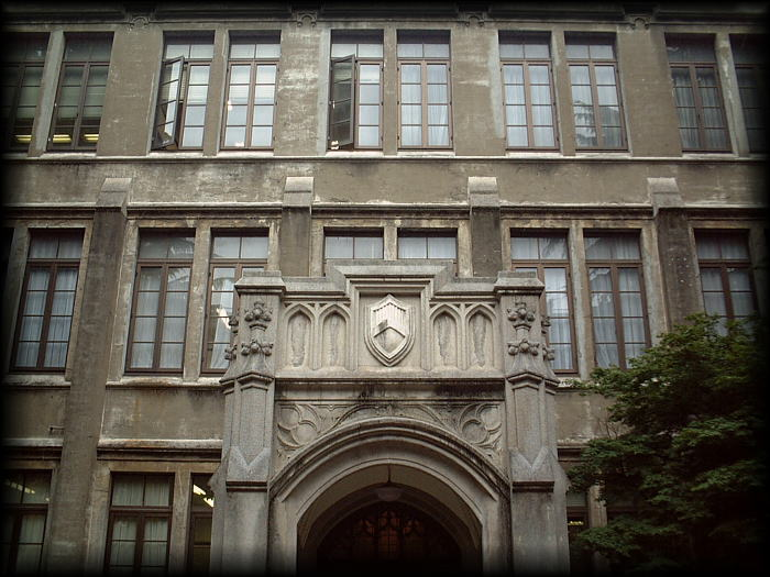 K277青山学院大学