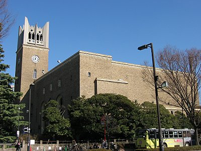 K261早稲田大学