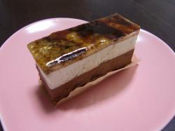 定番のチョコレートを使ったケーキ