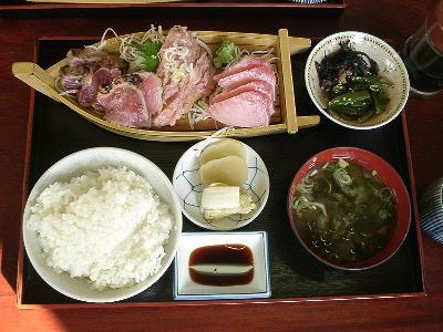【西郷定食】