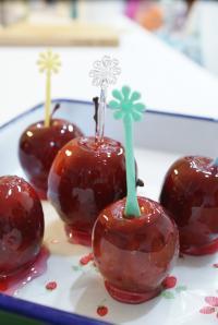 りんご飴2