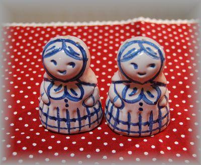 チェコの人形
