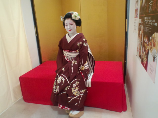 愛知女子気侭日記 大京都展にて ...