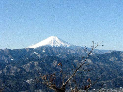 4 富士山