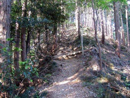 3 登り道