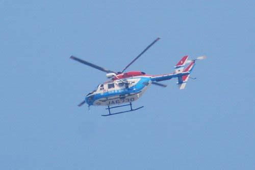 100520 川崎市消防航空隊