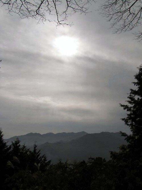 c 百蔵山あたり