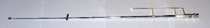5 J型アンテナ伸張