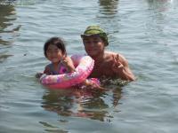 2011夏休み 海