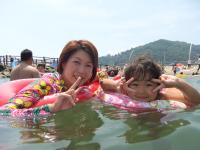 2011夏休み 海3