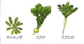 春の七草2