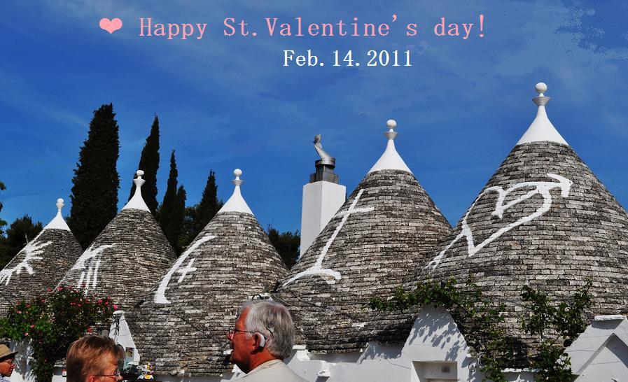 自由気ままにSt.valentines day