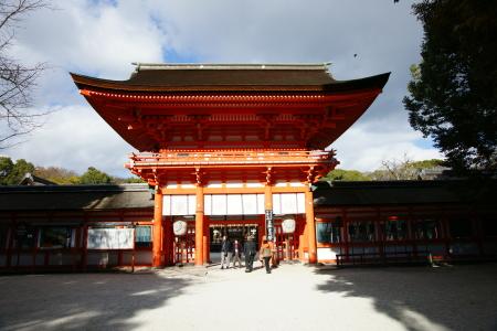 下賀茂神社1ブログ
