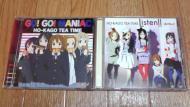 k-on cd