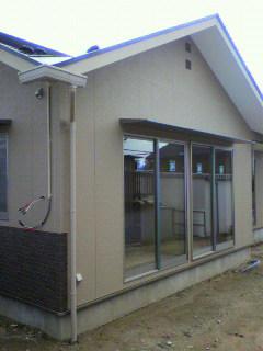 自然素材 健康住宅 須賀川