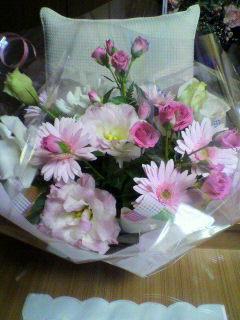 須賀川 華スタジオさんのお花
