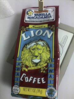 フレーバーコーヒー1