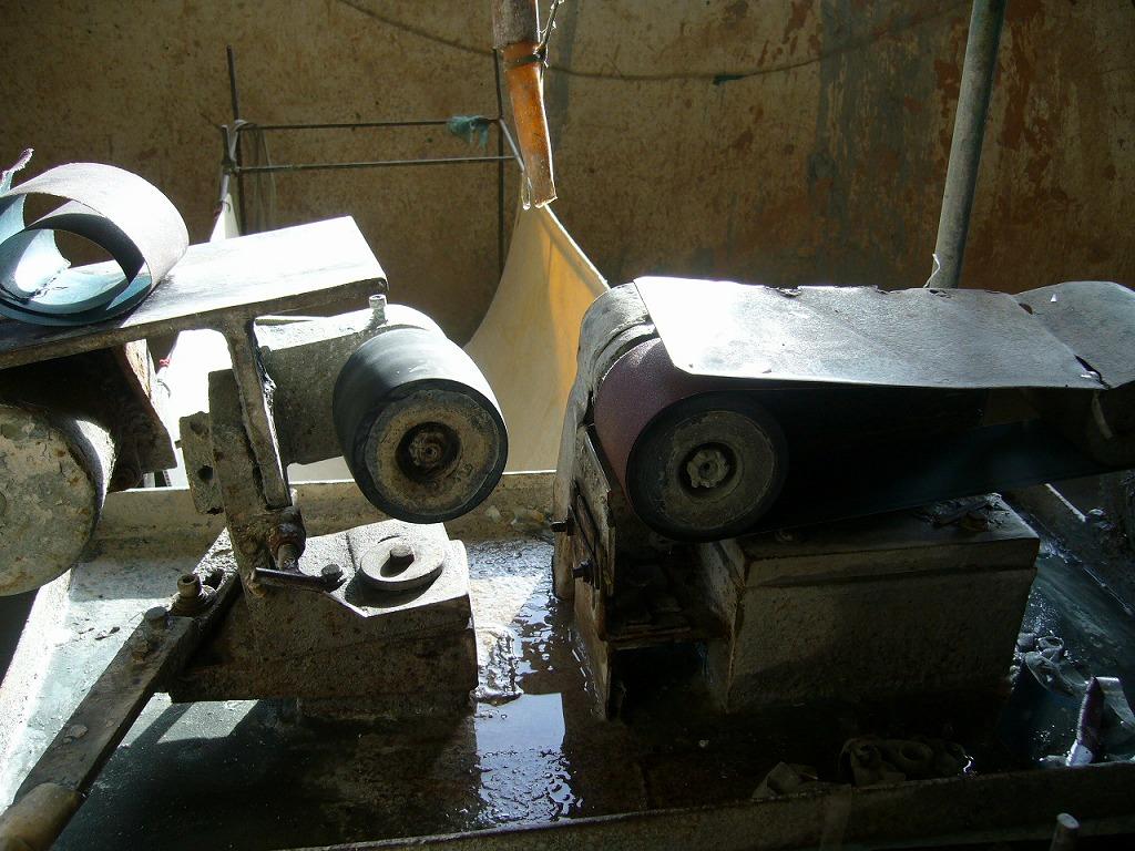 外形円筒研磨