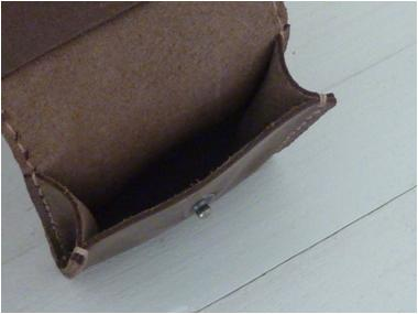 coin case inside
