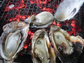 焼牡蠣(ブログ)