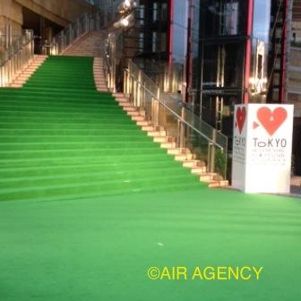 グリーンカーペット