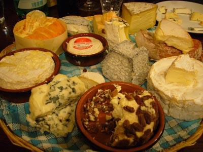 チーズ食べ放題