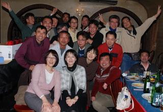 参加者の写真
