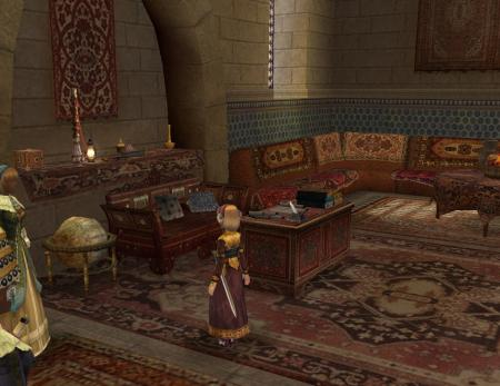 イスラム風のお家3