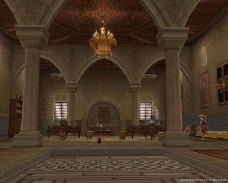 イスラム風のお家1
