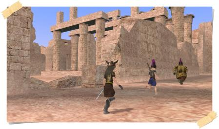 ルクソール遺跡