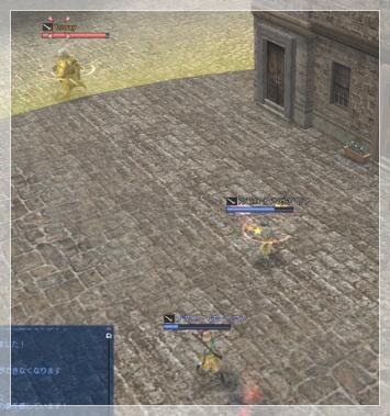 092010 助っ人yuurayさん逃げる